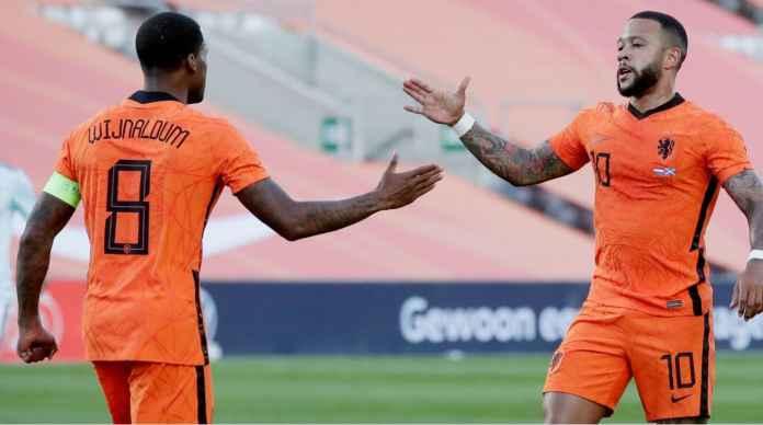 Hasil Persahabatan Tadi Malam: Dua Calon Pemain Barcelona Cetak Gol Belanda, Selamatkan Nasib Oranje