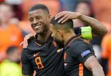 Tiga Gol Belanda Tadi Malam Dihasilkan Oleh Kerjasama Memphis dan Wijnaldum