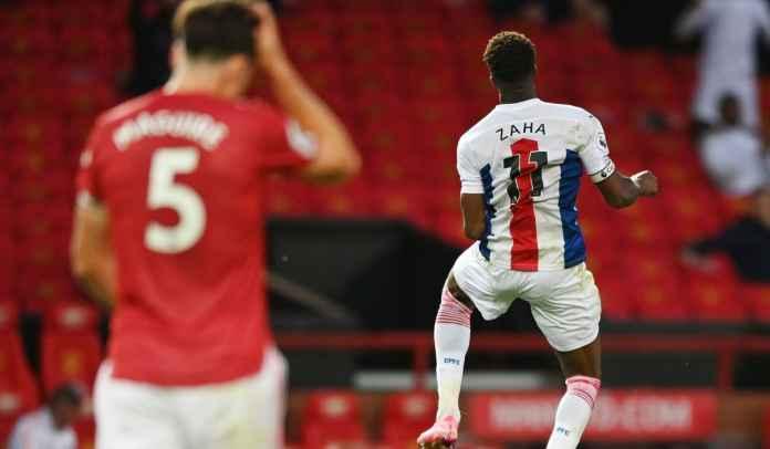 Wilfried Zaha Ingin Tinggalkan Crystal Palace, Man Utd Bisa Untung Milyaran Rupiah