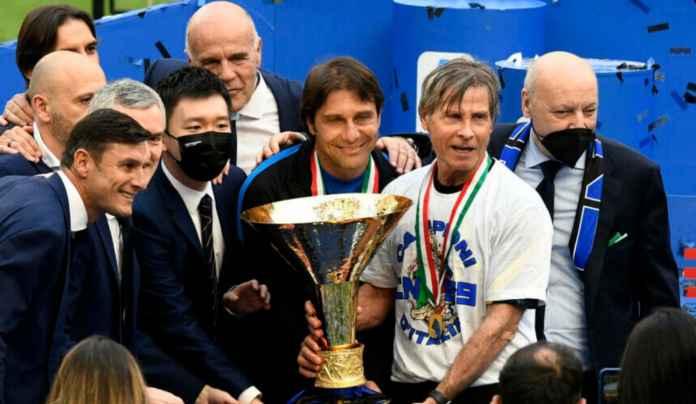 Ketua Inter Steven Zhang Akhirnya Buka-Bukaan Soal Kepergian Antonio Conte