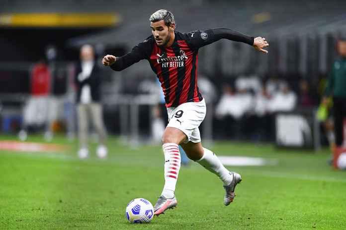 AC Milan Abaikan Tawaran PSG untuk Theo Hernandez