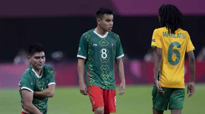 Hasil Afsel vs Meksiko: Diwarnai 2 Kartu Merah, El Tri Menantang Laskar Taegeuk di Perempatfinal