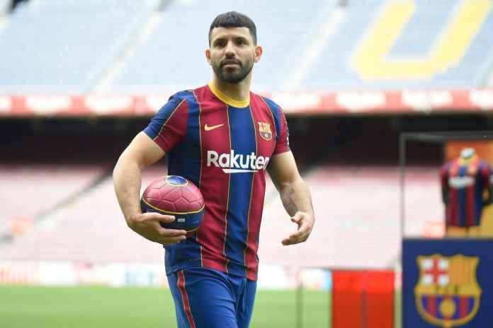 Aguero Sangat Bersemangat Perkuat Klub Catalan