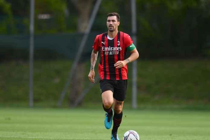 Alessio Romagnoli Isyaratkan Bertahan di Milan