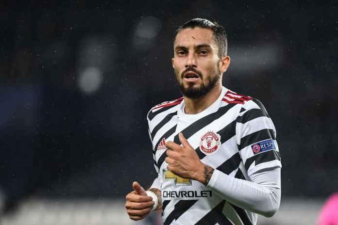 Alex Telles Masuk Dalam Radar Mourinho