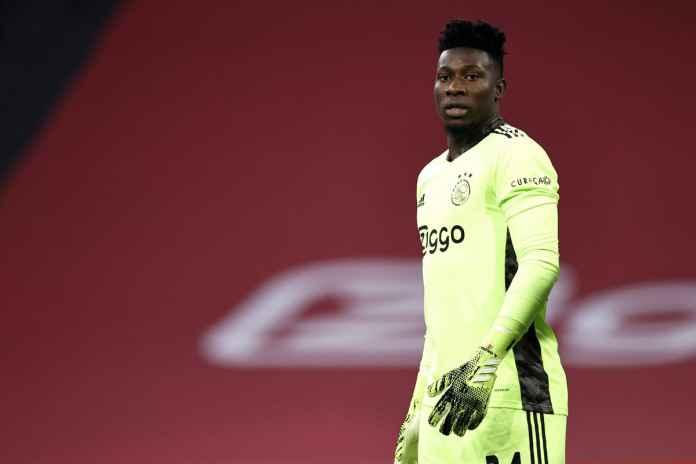 Andre Onana Tak Akan Lanjutkan Karier ke Inggris