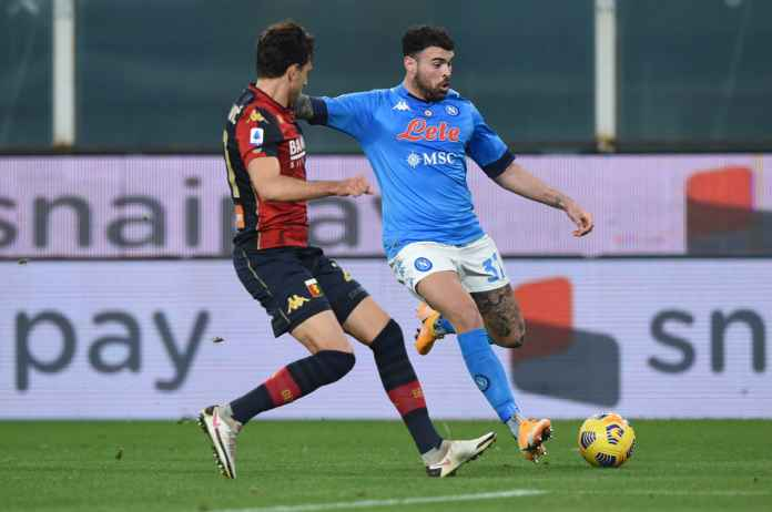 Andrea Petagna Minta Maaf ke Fans Napoli, Ini Sebabnya