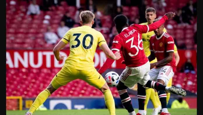 Cetak Gol Lagi Untuk Man United Tadi Malam, Perkenalkan Pemain 19 Tahun Anthony Elanga
