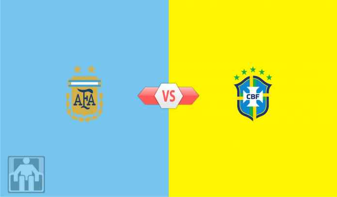 Prediksi Argentina vs Brasil, Final Copa America 2021, Minggu 11 Juli 2021