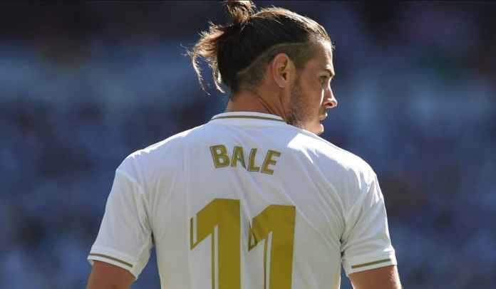 Gareth Bale Masih Tanpa Nomor Punggung di Madrid Sejak No. 11 Dicuri Marco Asensio