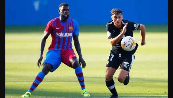 Hasil Uji Coba Barcelona Tadi Malam, 2 Pemain Ini Bisa Masuk Skuad Senior Musim 2021/22