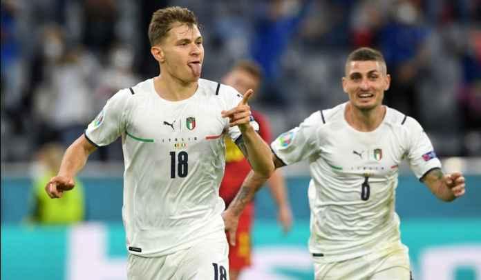 Liverpool & Man Utd Kejar Nicolo Barella, Inter Tolak Jual Kapten Masa Depan Mereka