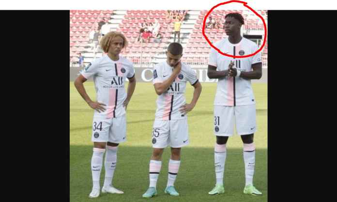 Sevilla vs PSG: Raksasa 16 Tahun Setinggi 196 Centimeter Ikut jadi Starter