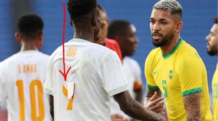 Hasil Brasil vs Pantai Gading: Kartu Merah Pemain Liga Inggris Menit 13 Gagalkan Selecao Melaju ke Perempat Final
