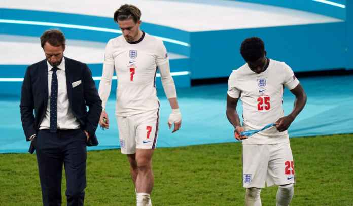TERUNGKAP! Para Pemain Inggris Terkejut Bukayo Saka Ditunjuk Jadi Eksekutor Terakhir