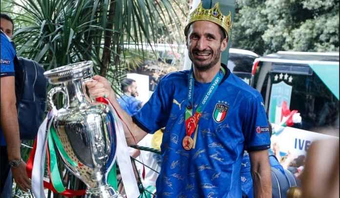 Usai Antar Italia Juara Euro 2020, Chiellini Ngelunjak, Minta Naik Gaji di Juventus