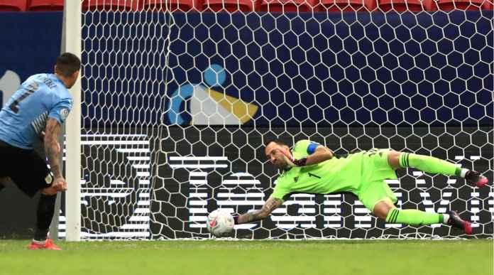 Mantan Kiper Arsenal Jadi Pahlawan Kolombia, Gagalkan 2 Sepakan Penalti Uruguay