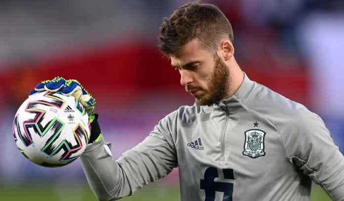 De Gea Rela Potong Waktu Liburan Demi Menangi Tempatnya di Starting XI Man Utd