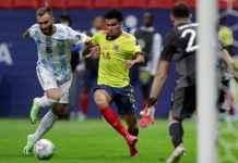 AS Roma Siapkan Dana 428 Milyar Untuk Boyong Top Skor Copa America 2021 Ini
