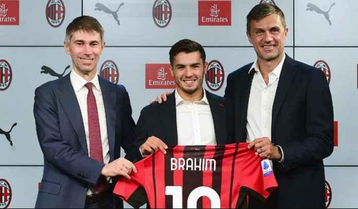RESMI: AC Milan Kembali Pinjam Brahim Diaz Dua Tahun Plus Opsi Pembelian Permanen