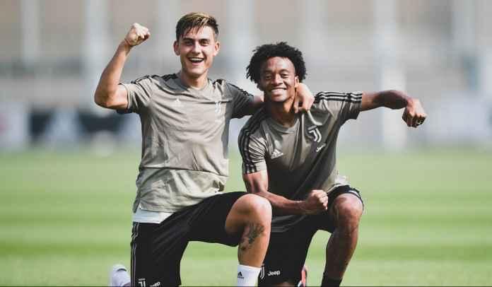 Berita Transfer Juventus : Cuadrado Hampir Perpanjang Kontrak, Agen Dybala Dikarantina