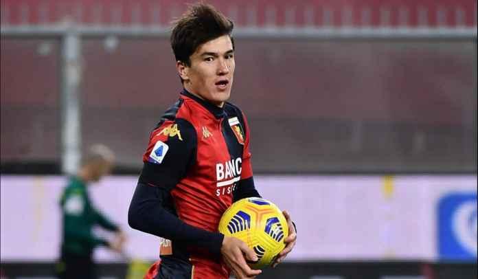 AS Roma Tuntaskan Transfer Striker Uzbekistan Pencetak 39 Gol, Eldor Shomurodov