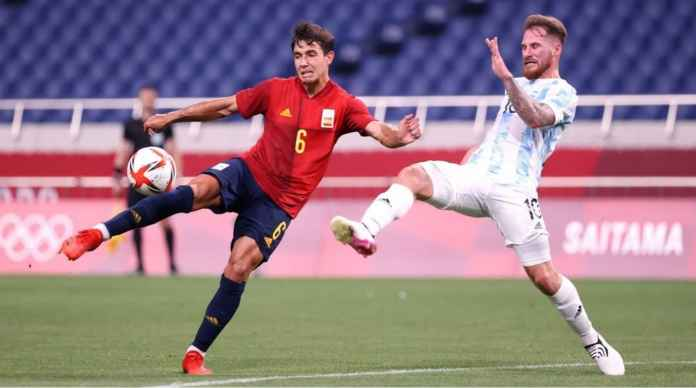Hasil Spanyol vs Argentina: Albiceleste Tersingkir! La Roja Jumpai Duet Pemain Manchester United di Perempat Final