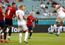 Gol Thomas Delaney Bikin Ceko Makin Pusing Siapa Jaga Siapa di Kubu Denmark