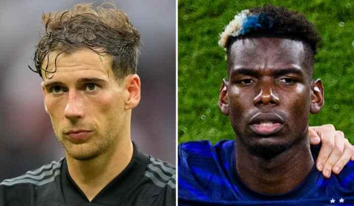 Paul Pogba Menuju PSG, Man Utd Bidik Gelandang Bayern Munchen Leon Goretzka