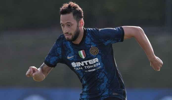 Sumbang Satu Gol & Tiga Assist, Hakan Calhanoglu Dipuji Manajer Inter Milan