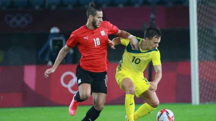 Hasil Australia vs Mesir di Olimpiade Tokyo The Pharaohs Kejutkan Socceroos dan ke 8 Besar