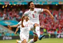 Hasil Ceko vs Denmark babak Perempat Final Euro 2020 Skor Akhir