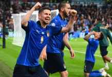 Hasil Italia vs Inggris Final Euro 2020 Skor Akhir