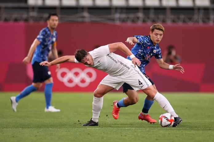 Hasil Jepang vs Selandia Baru di Olimpiade Tokyo: Samurai Biru Susah Payah Kalahkan All Whites dan Jumpa Spanyol di Semifinal