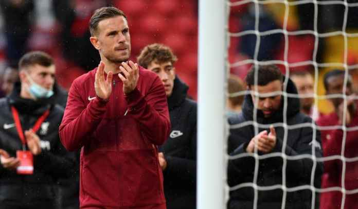 Juventus, PSG, Atletico Hingga Arsenal Ramai-Ramai Antri Perebutkan Jordan Henderson
