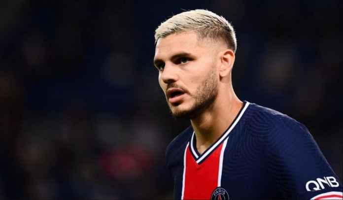 Transfer Domino : Mauro Icardi Pindah ke AS Roma, Edin Dzeko Gabung Juventus?