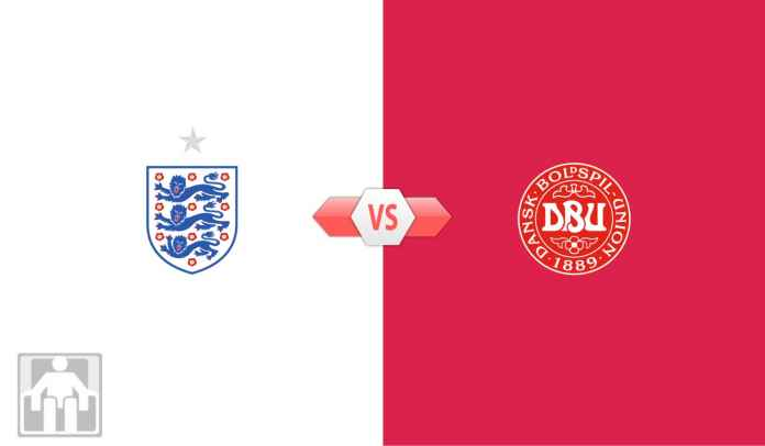 Prediksi Inggris vs Denmark, Semifinal Euro 2020, Kamis 8 Juli 2021