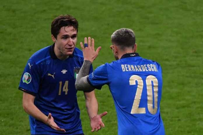 Italia Dijagokan Bisa Atasi Inggris di Wembley