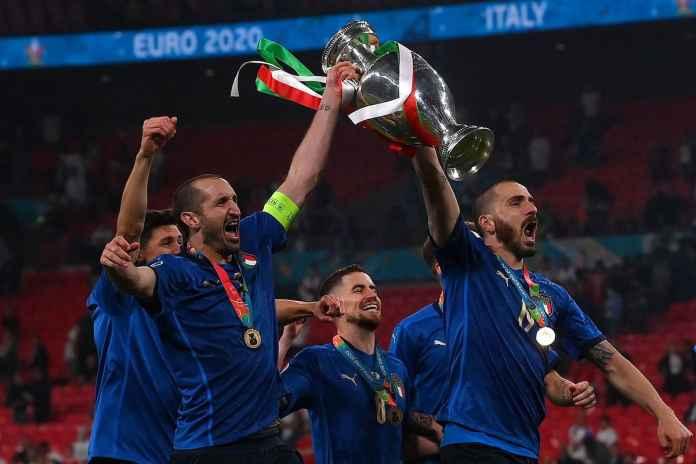 Italia Dinilai Layak Menjadi Juara Euro 2020