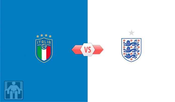 Prediksi Italia vs Inggris, Final UEFA Euro 2020, Senin 12 Juli 2021