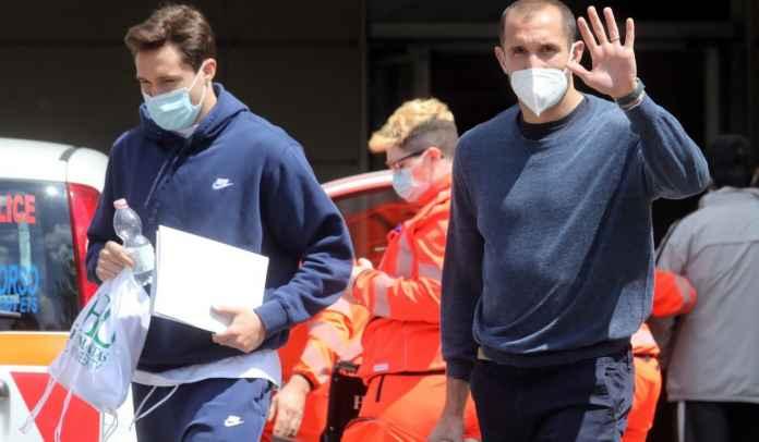 Liga Italia Masih Belum Mau Paksa Pemain Terima Vaksin Covid Seperti Liga Inggris