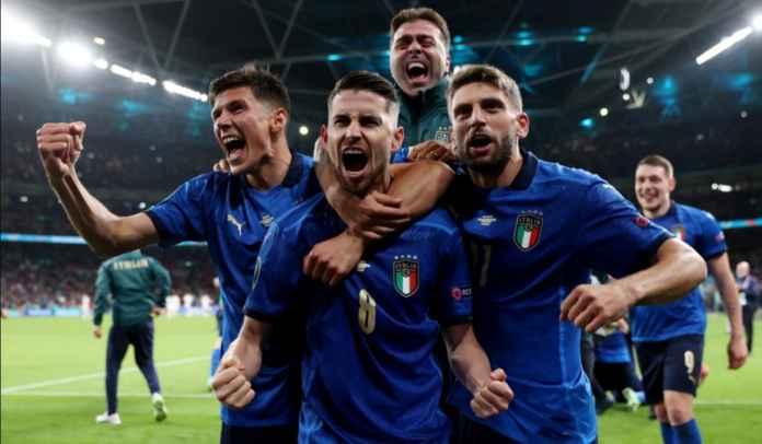 10 Kali Sudah Italia Masuk Final Turnamen Besar, Hanya Kalah Banyak dari Jerman