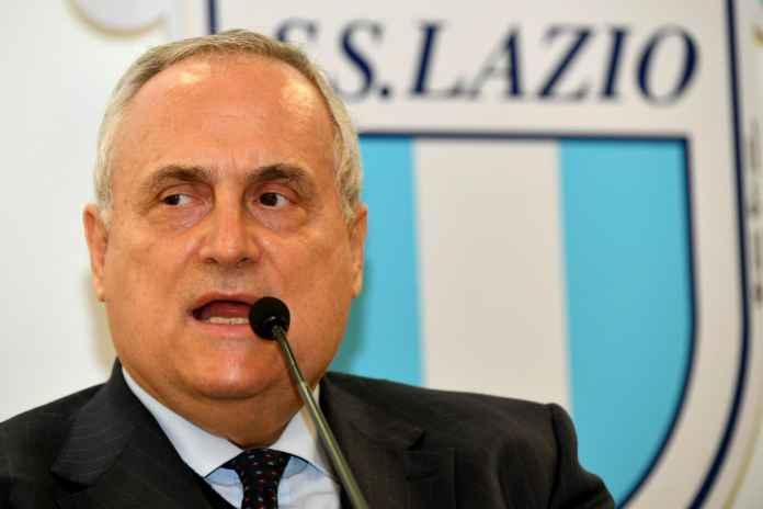 Lazio Beri Janji Manis ke Fans di Bursa Transfer