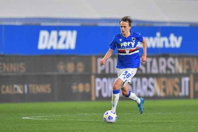 Leeds United Ingin Boyong Bintang Muda Sampdoria