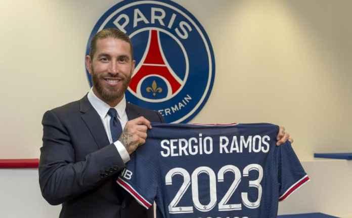 Chelsea Diuntungkan Transfer Sergio Ramos ke PSG