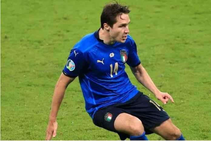 Liverpool Sodorkan Empat Pemain untuk Ditukar Federico Chiesa