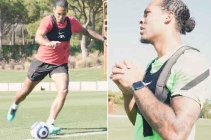 Virgil van Dijk Siap Mengulang Sukses Liverpool Musim Depan
