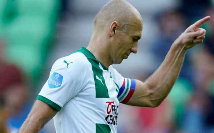 Arjen Robben Akhirnya Pensiun (Lagi!)