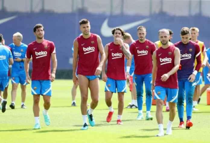 Barcelona Pilih Salzburg, Batalkan Uji Coba Kontra Tim Israel yang Menguntungkan