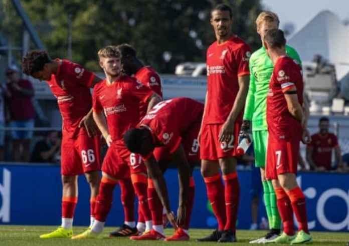 Liverpool Sambut Van Dijk di Laga Kontra Hertha Berlin